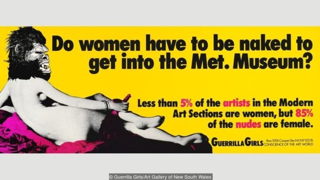 Guerrilla Girls/Art Gallery of New South Wales