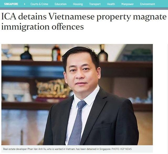 Phan Văn Anh Vũ bị Singapore trục xuất, về tới sân bay Nội Bài - Ảnh 2.