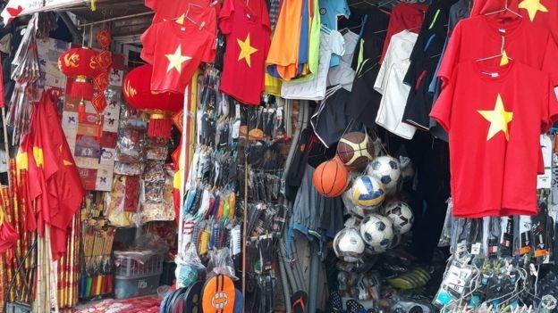 Việc U23 Việt Nam vào bán kết giải châu Á khiến người dân Việt Nam rất quan tâm