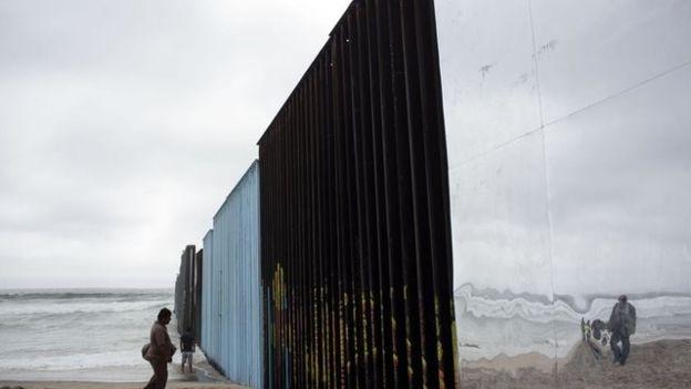 Trump, nhập cư