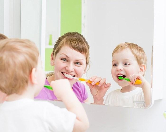 Thói quen lành mạnh bố mẹ nên tạo cho con từ khi còn nhỏ - Ảnh 4