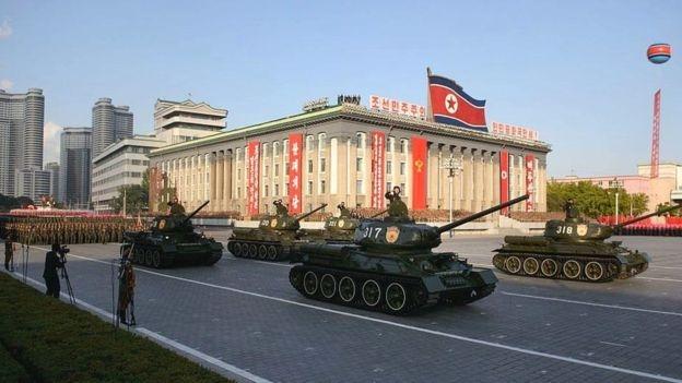 Không phải những gì Bắc Hàn trưng bày là thứ họ thực tế đang chế tạo, một chuyên gia cho biết.