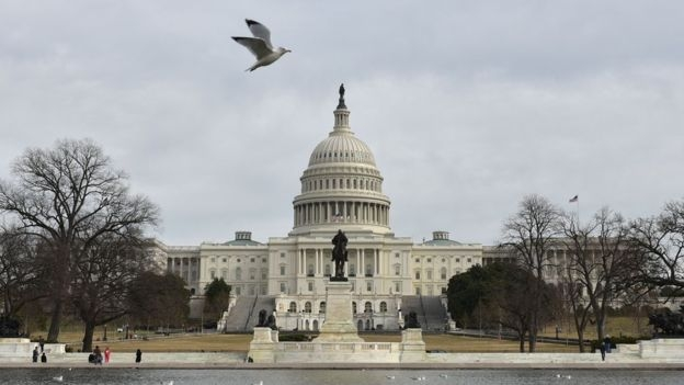 Điện Capitol, Tòa nhà Quốc hội Mỹ.