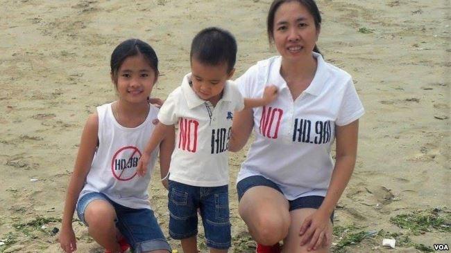 Blogger Mẹ Nấm khi chưa bị bắt.
