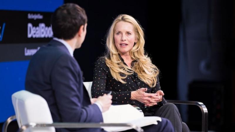 Chân dung nữ tỷ phú Laurene Powell - người vợ góa quyền lực của Steve Jobs