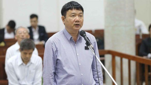 Ông Đinh La Thăng, cựu ủy viên Bộ Chính trị, ra tòa lần hai hôm 19/3
