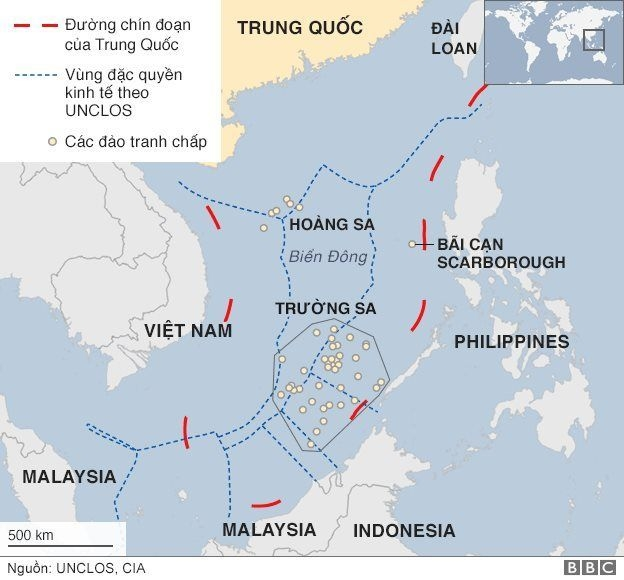 Việt Nam, Respol, Cá Rồng Đỏ, PetroVietnam