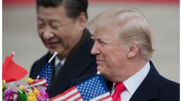 Trump và Tập Cận Bình