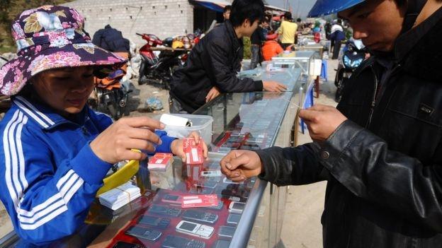 Hơn 9.000 tỷ thu qua các cổng thanh toán là từ các thẻ cào di động, thẻ game được mua ở các đại lý bán thẻ