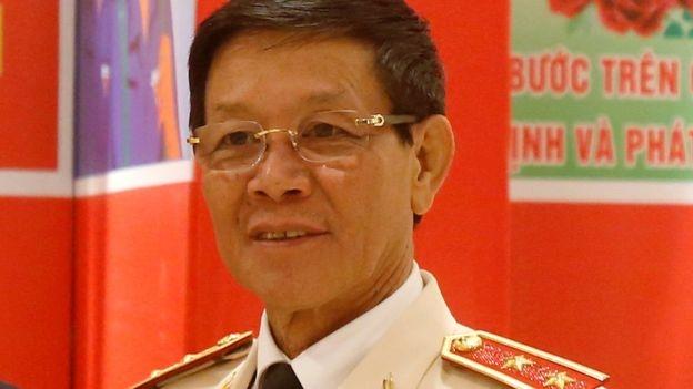 Tướng Phan Văn Vĩnh
