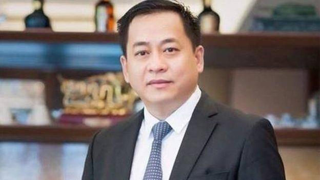 Đại gia bất động sản Phan Văn Anh Vũ đang bị tạm giam bốn tháng