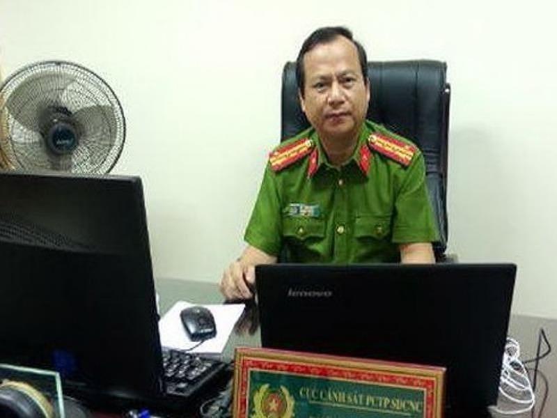 Phó cục trưởng C50 nghi tự tử trong phòng làm việc - ảnh 1