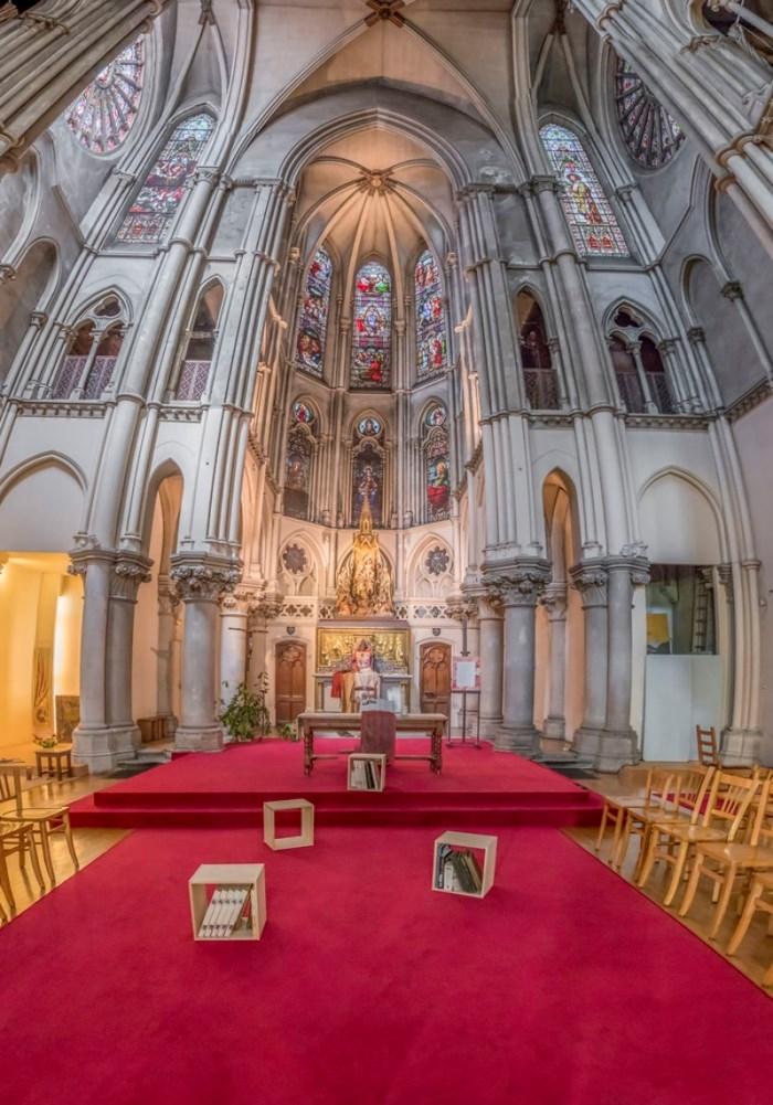 Paris - xứ sở của nhà thờ - Ảnh 2