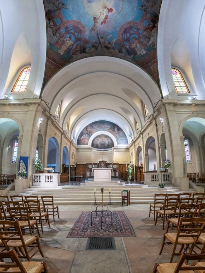 Paris - xứ sở của nhà thờ - Ảnh 3