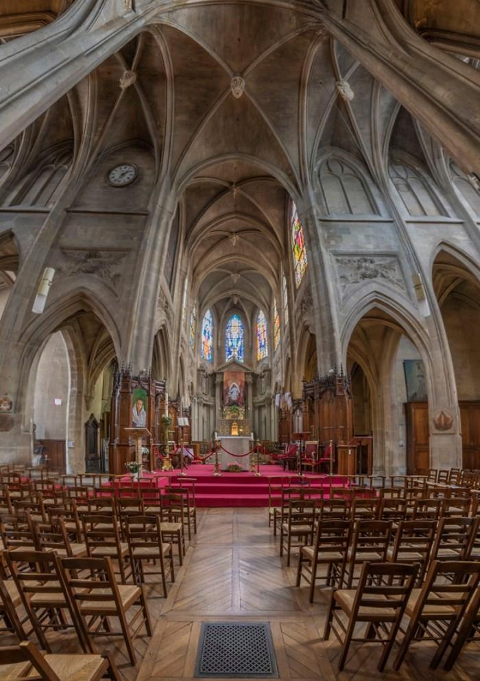 Paris - xứ sở của nhà thờ - Ảnh 5
