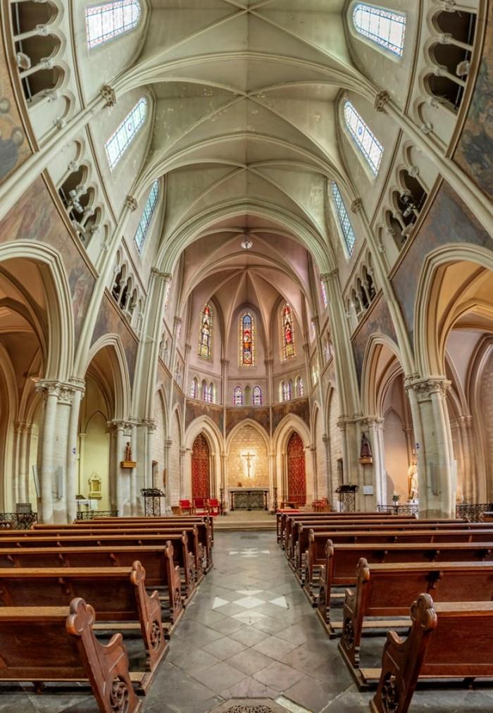 Paris - xứ sở của nhà thờ - Ảnh 6