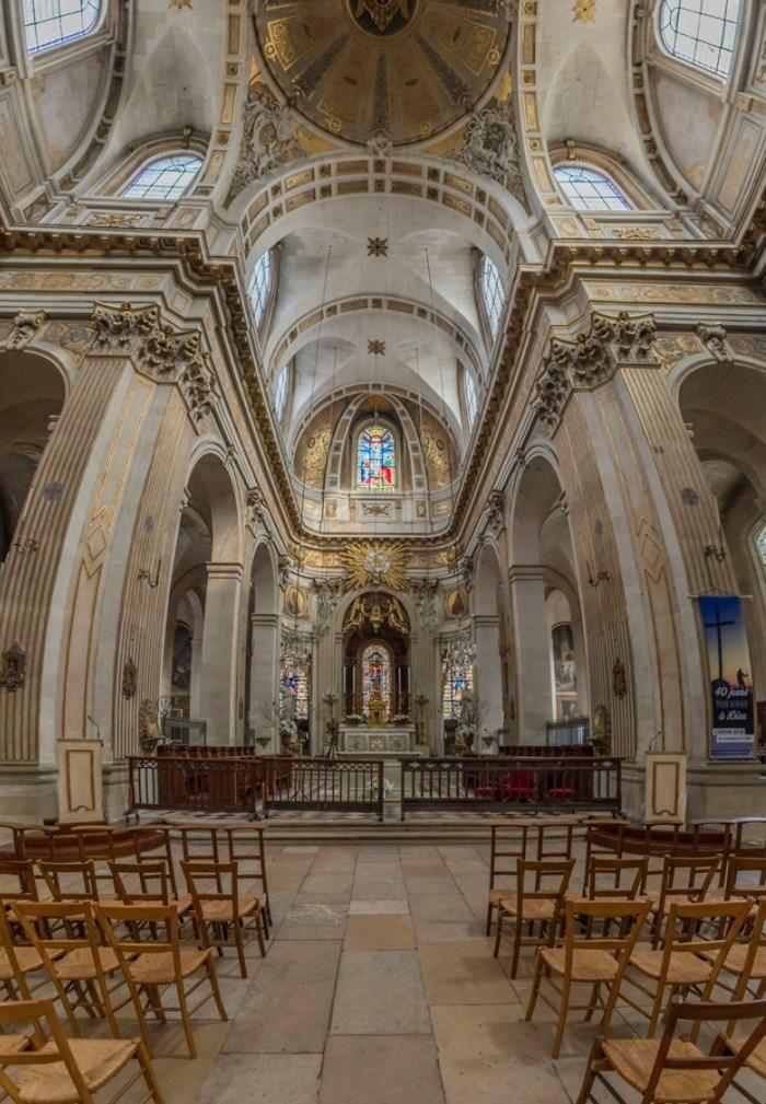 Paris - xứ sở của nhà thờ - Ảnh 7