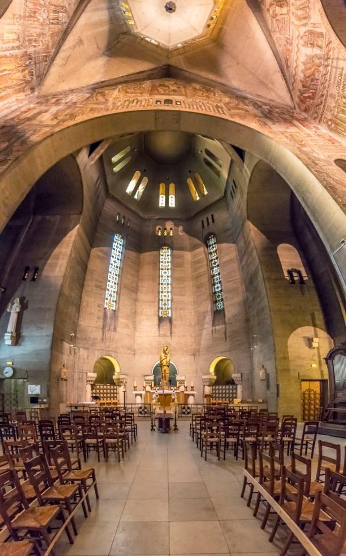 Paris - xứ sở của nhà thờ - Ảnh 8