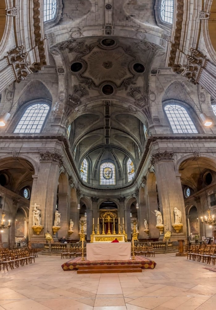 Paris - xứ sở của nhà thờ - Ảnh 9