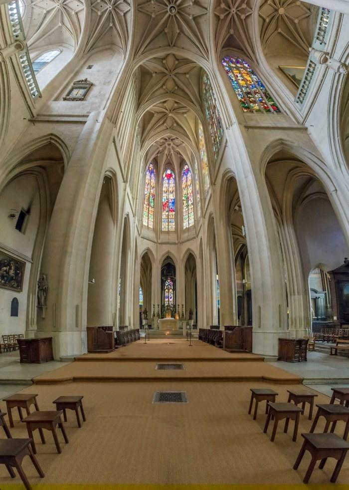 Paris - xứ sở của nhà thờ - Ảnh 10