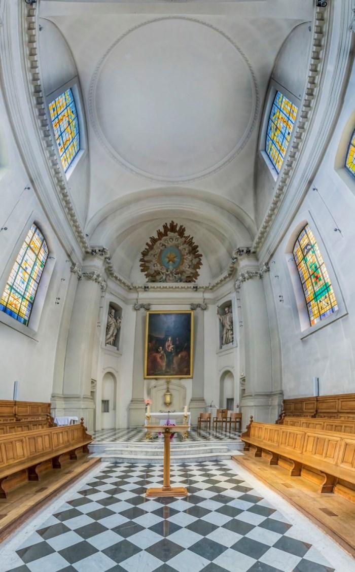Paris - xứ sở của nhà thờ - Ảnh 11