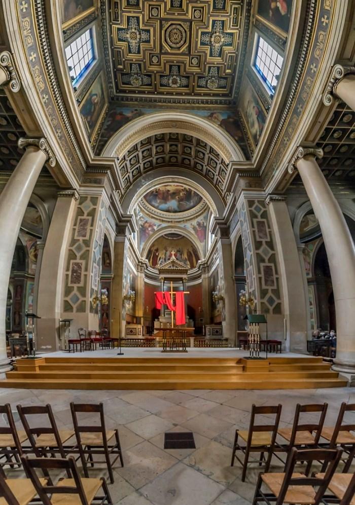 Paris - xứ sở của nhà thờ - Ảnh 12
