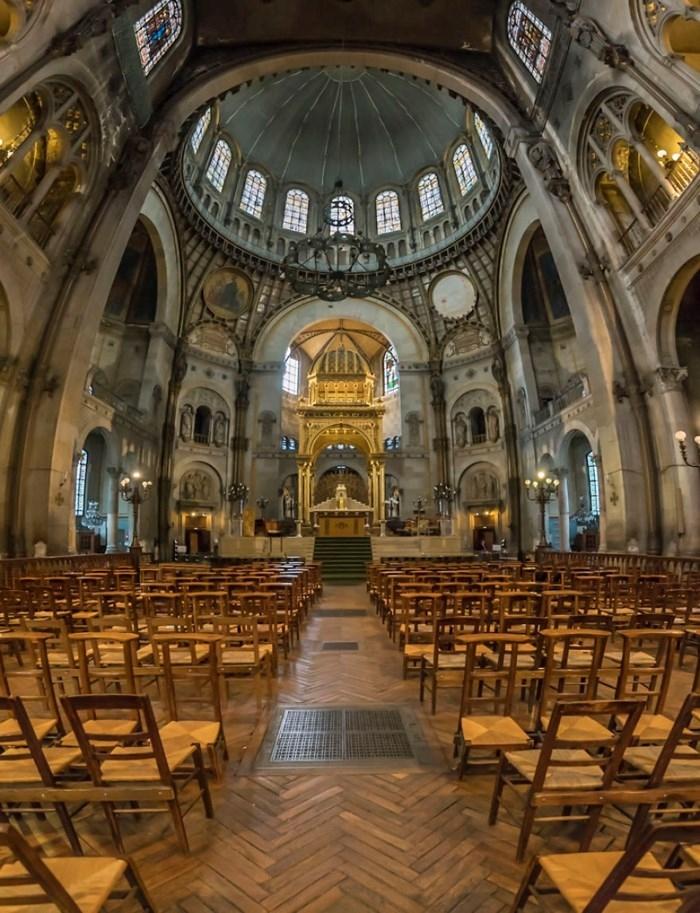 Paris - xứ sở của nhà thờ - Ảnh 13