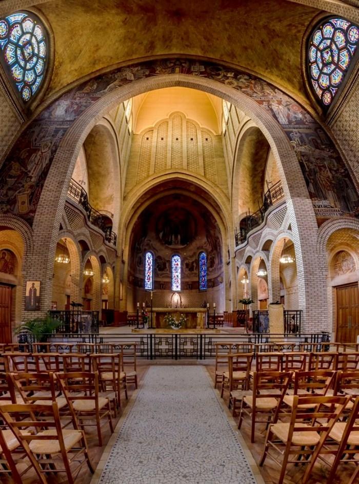 Paris - xứ sở của nhà thờ - Ảnh 14