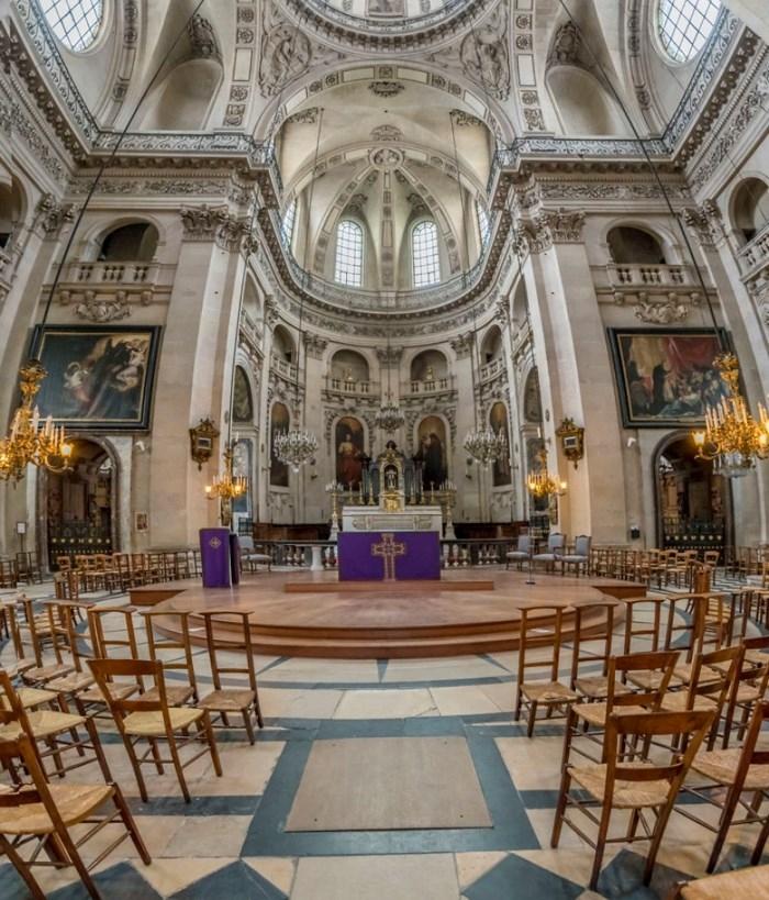 Paris - xứ sở của nhà thờ - Ảnh 15