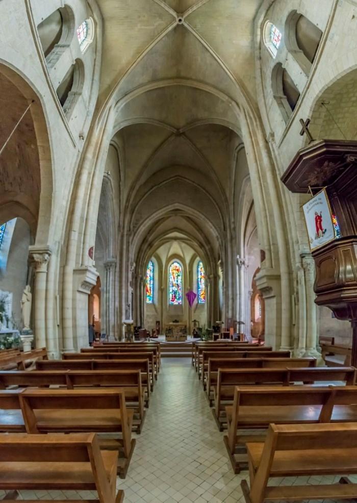 Bạn nghĩ sau về loạt ảnh các nhà thờ trên ở Paris?