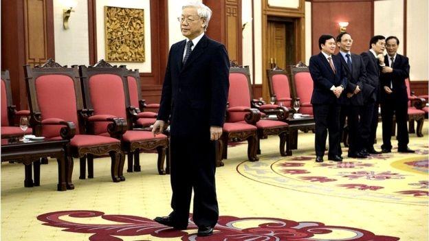 TBT Đảng CSVN Nguyễn Phú Trọng
