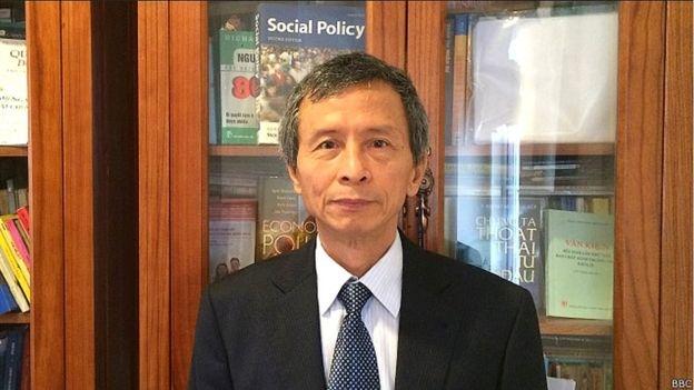 PGS. TS. Phạm Quý Thọ