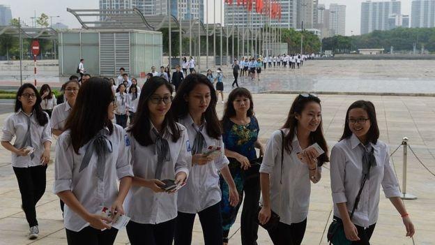 Điểm ở các tỉnh lẻ như Hà Giang, Sơn La, Hòa Bình cao 'đột biến' so với trước đây