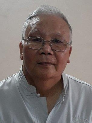 Đại tá an ninh Nguyễn Đăng Quang