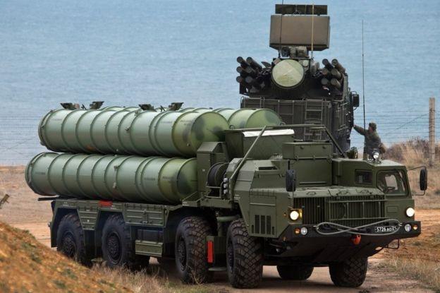 Nga, Trung Quốc, vũ khí