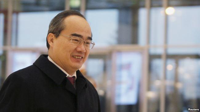 Ông Nguyễn Thiện Nhân.