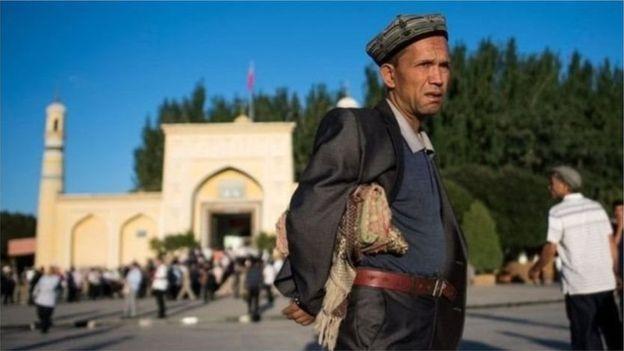 Người Uighur chủ yếu theo Hồi giáo