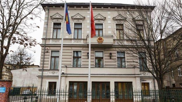 Đại sứ quán Việt Nam ở Berlin, Đức