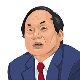 Chân dung của Trương Minh Tuấn