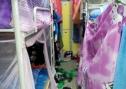 Hàng trăm công nhân Việt bị nhồi nhét trong nhà lưu trú ở Đài Loan