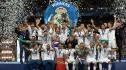 Bale lập siêu phẩm, Real lần thứ 3 liên tiếp vô địch Champions League