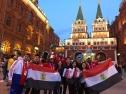 Du học sinh Việt tại Nga hừng hực giữa