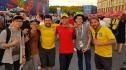 Du học sinh Việt tại Nga háo hức cùng World Cup