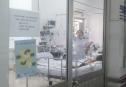 Ổ cúm A H1N1 lan nhanh ở bệnh viện Chợ Rẫy Sài Gòn