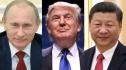 Donald Trump - Tập Cận Bình: Ai quyến rũ được ông Putin?