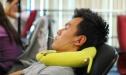 'Khách Tây kinh hãi vì bạn tôi ngậm tăm lúc ngủ trên máy bay'