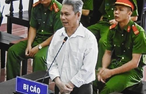 Cựu giáo viên Đào Quang Thực bị án 14 năm