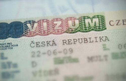 Thông báo của Bộ Nội vụ Séc cho người nước ngoài hết hạn thị thực phải rời khỏi Séc