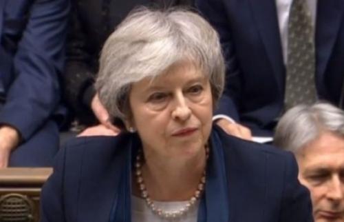 Brexit: Thỏa thuận của Thủ tướng May bị thất bại nặng nề tại Quốc hội Anh