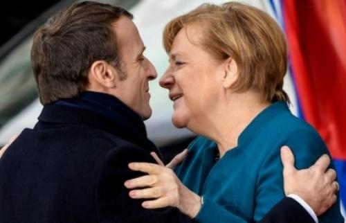 Đức Pháp siết chặt quan hệ khi Anh rời khỏi EU